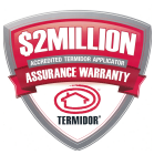 Complete Termite Solutions Offer a $2 Million Assurance Warranty. Complete Termite Solutions & Pest Control.
